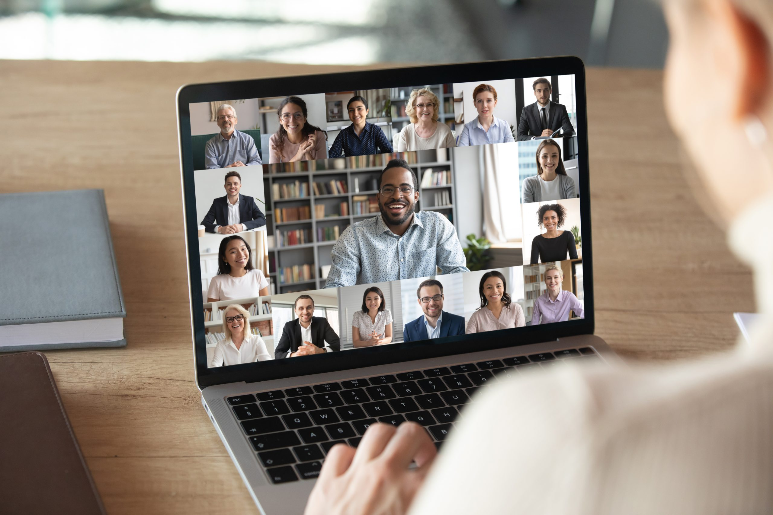 Beratung in der Videokoferenz